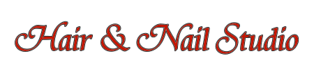 Hair and Nail Studio Logo