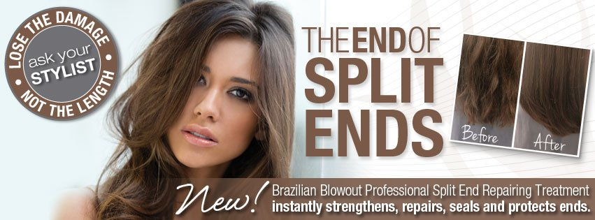 TRIBECA Hair and Nail Studio Brazilian Split Ends